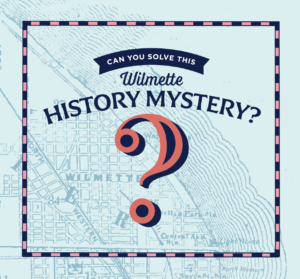 Can You Solve This Wilmette History Mystery? @ Wilmette Historical Museum
