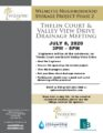 Icon of Phase 2 Thelin Court And Valley View Drive Drainage Meeting
