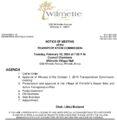 02-18-2020 TC Agenda
