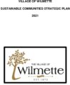Icon of Wilmette Draft Sustainability Plan For Staff Review