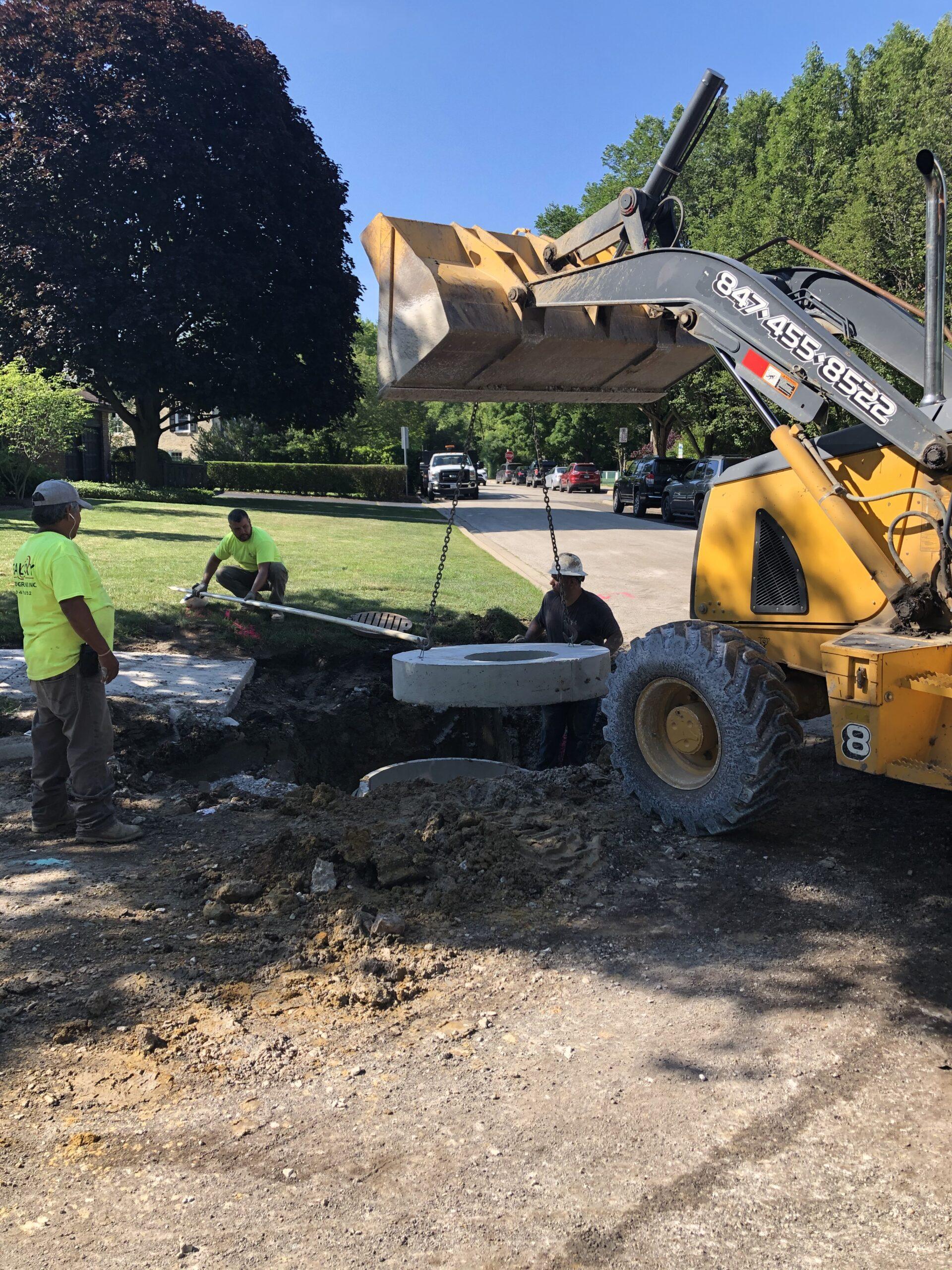 Drainage Structure Repair